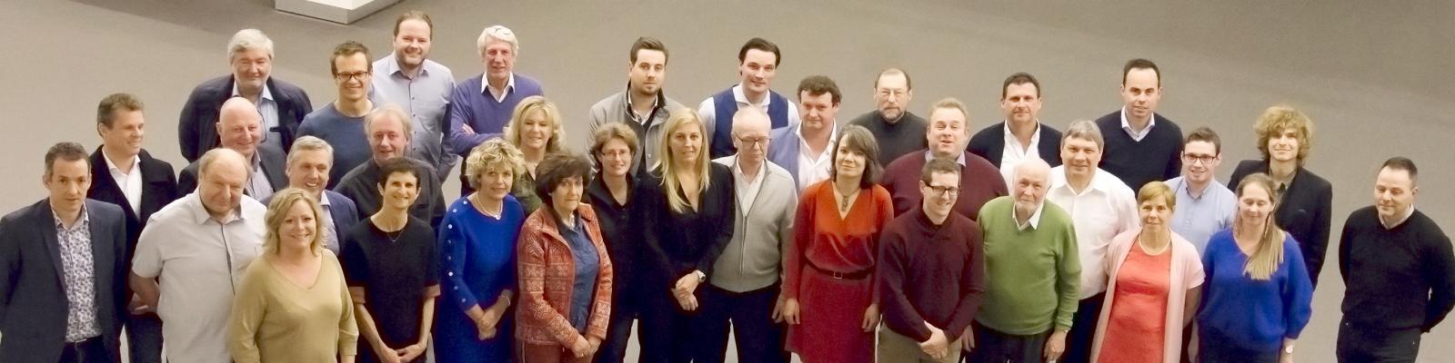 groepsfoto gemeenteraad van Zoersel