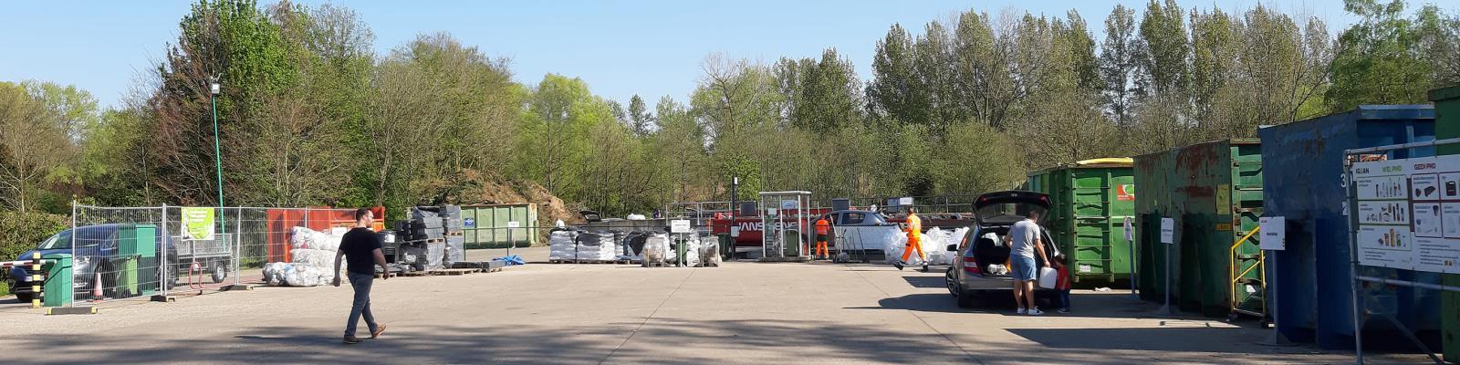 recyclagepark Zoersel