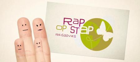 rap op stap reisadvies logo