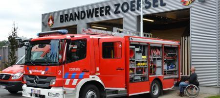 brandweerpost Zoersel