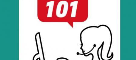nieuwe keuzemenu 112 en 101