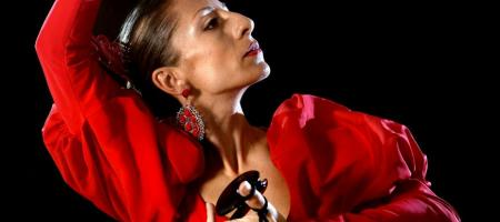flamenco danseres