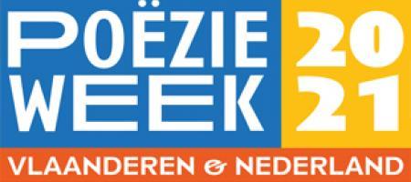poëzieweek 2021 Vlaanderen & Nederland