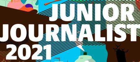campagnebeeld Junior Journalist 2021