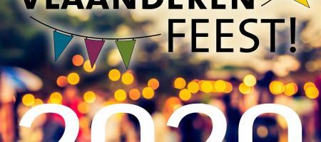 logo Vlaanderen Feest! 2020
