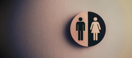 signalisatie mannen- en vrouwentoilet