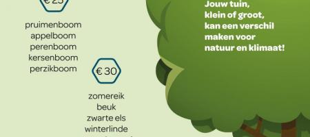 campagnebeeld 1.000 bomen