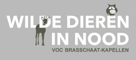 logo Wilde Dieren In Nood VOC Brasschaat-Kapellen