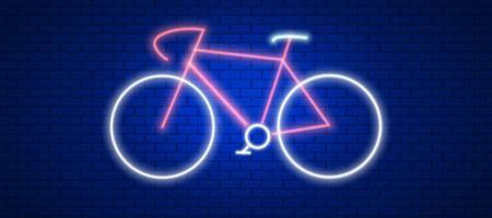 fluo fiets