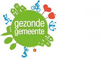 logo van gezonde gemeente