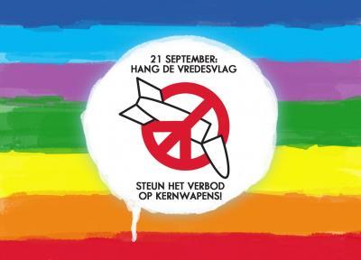 campagnebeeld 'dag van de vrede'