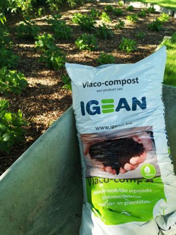 compost is altijd een goed idee voor uw tuin