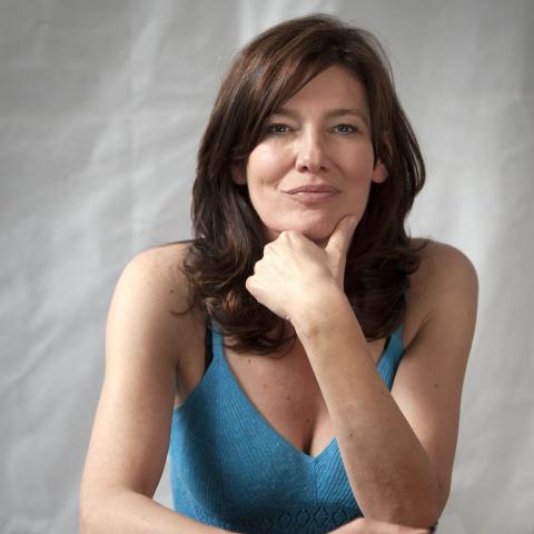 portret Margot Vandersraeten