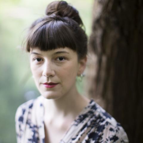portret Charlotte Van den Broeck
