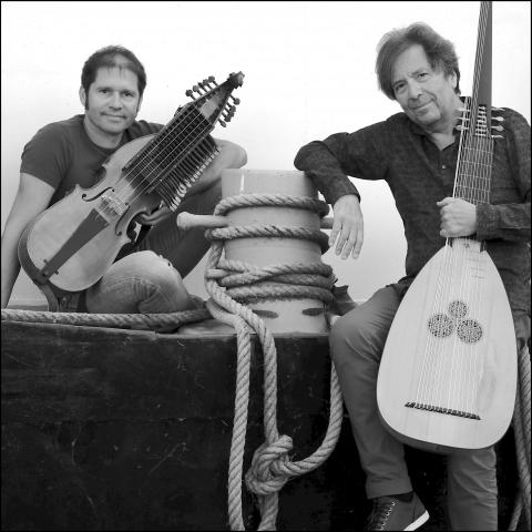 twee muzikanten