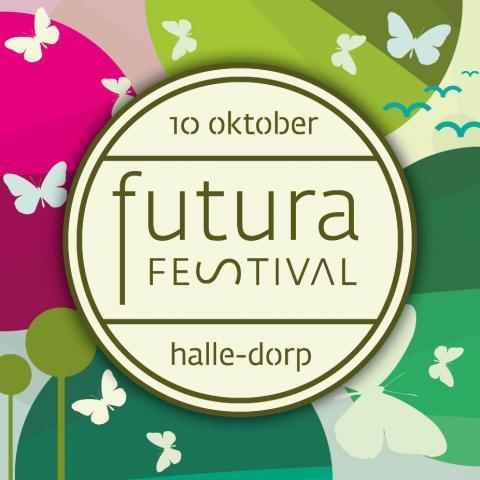 Futura Festival 10 oktober logo